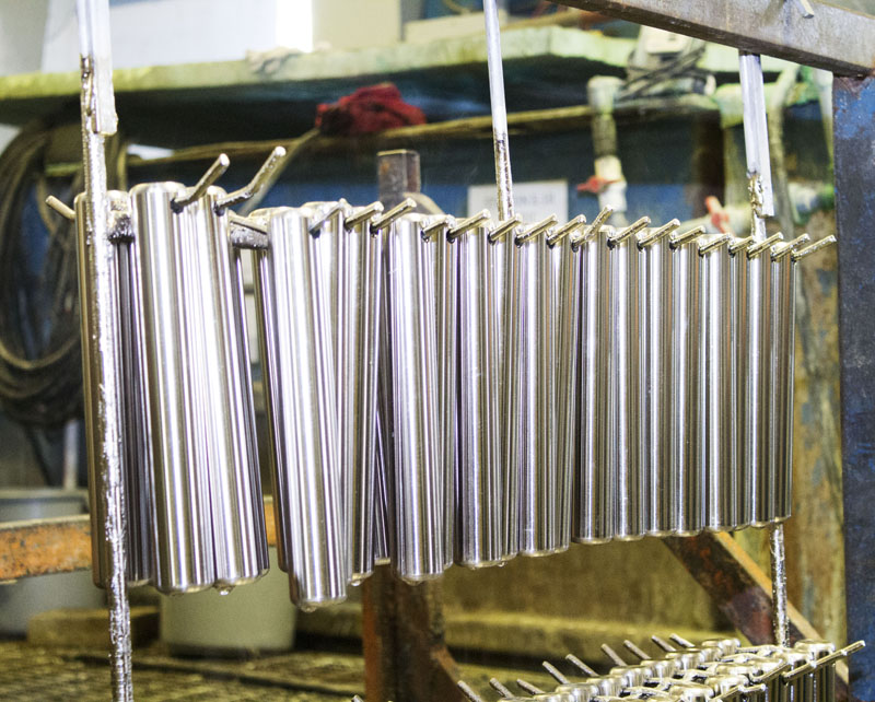 Reilly Finishing - Plating and Anodizing